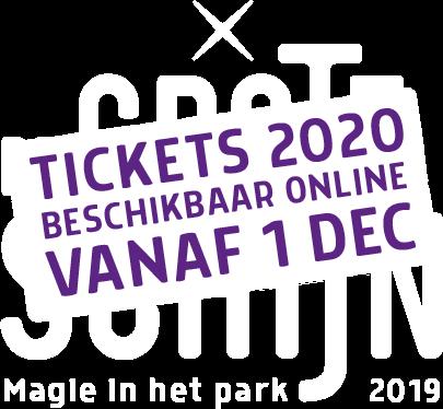 De Grote Schijn - Magie in het park - 2019